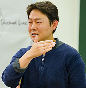 SIT professor promotes reconciliation in East Asia