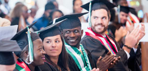 SIT Awards Degrees To Sustainable Development Grads