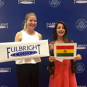SIT alumnae returning to Bolivia as Fulbrights