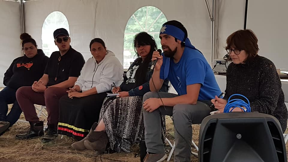 SIT helps Mapuche delegates attend Protecting Mother Earth conference