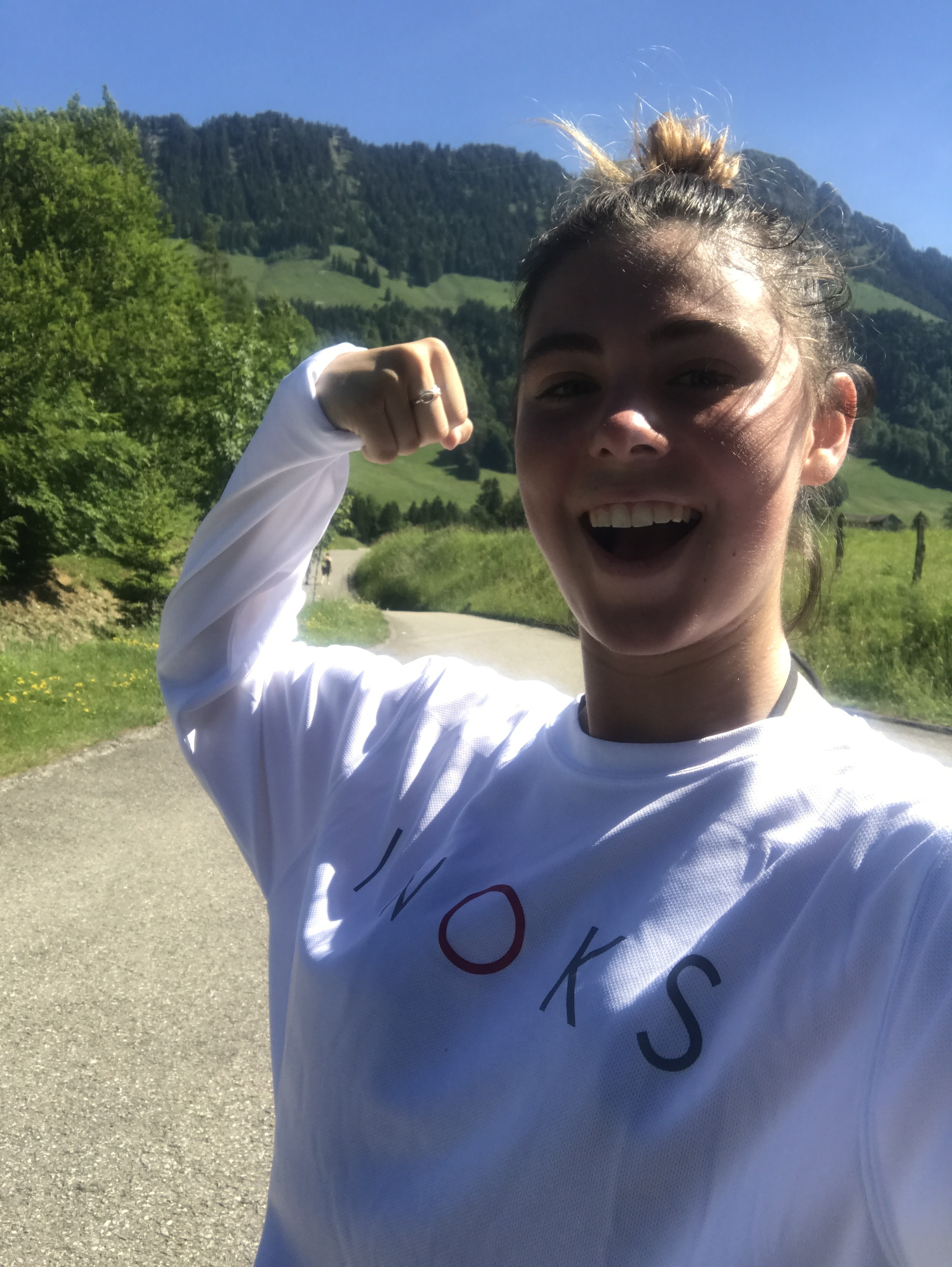Philosophy into Action: Switzerland alumna Sarah Mosley's professional journey begins with SIT