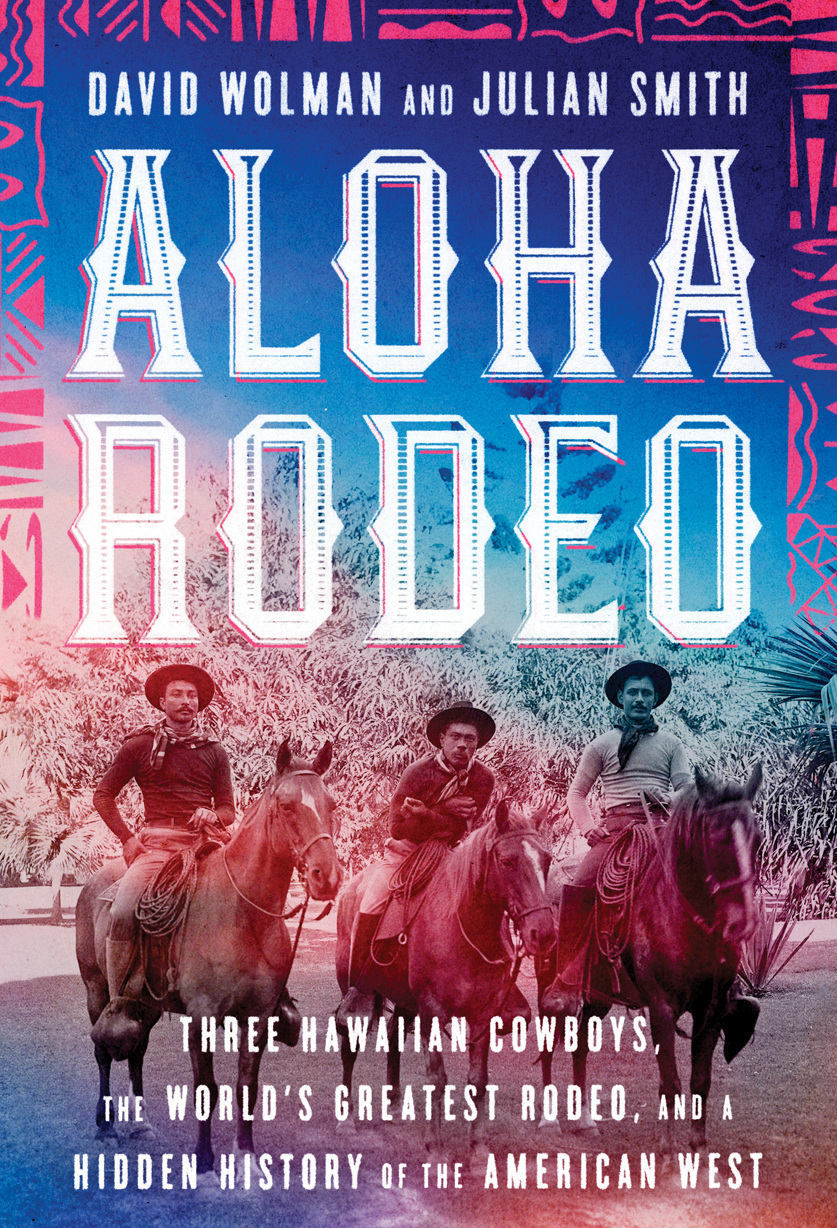 Alum David Wolman writes about Hawaiian cowboys