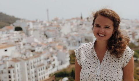 Scholarship enables SMU student to pursue her passion in Spain
